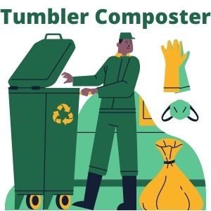 Best tumbler composter